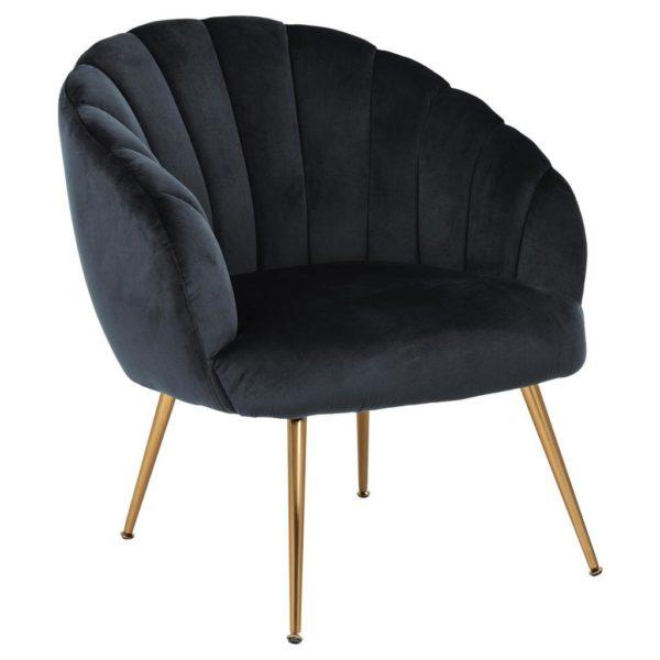 Lounge Křeslo Daniella Šedá