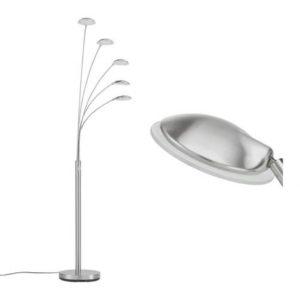 Stojací Led Lampa Boris V: 179cm