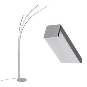 Stojací Led Lampa Maja V: 215cm