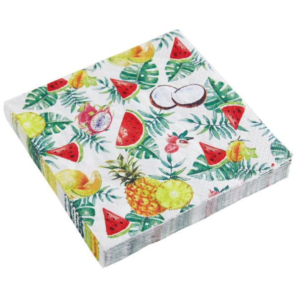 Ubrousek Exotic Fruits